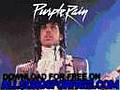 Prince - The Revolution - I Would Die 4 U - Purple Rain