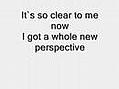 Miley Cyrus - Clear With Lyrics