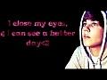 Justin Bieber - Pray - Lyrics