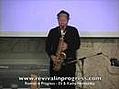 "Martha Munizzi - Kathy Hernandez Performs ""shout!"" By On Saxophone At Life Christian Center"