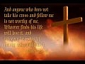 Rebecca St. James - Yes, I Believe In God
